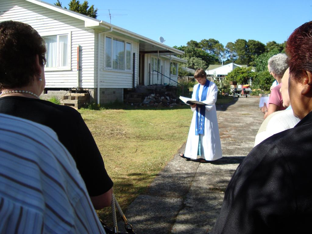 Blessing House before Relocation 2010